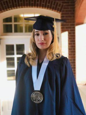 Alumna Elina Cate Griggs