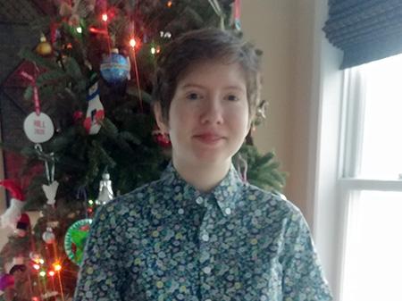 photo of Sarah Hill